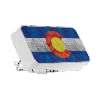 Colorado Flag Speaker