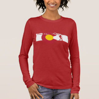 Colorado Flag T-Shirt - Hike Colorado