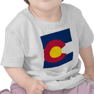 Colorado Flag T Shirts
