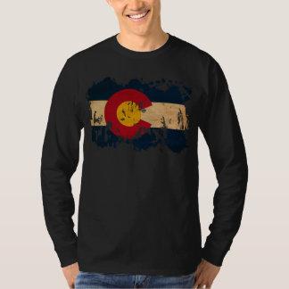 Colorado Flag Tee Shirts