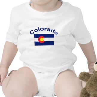 Colorado Flag Tee Shirt