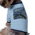 Colorado Flowering Tree Dog Tshirt