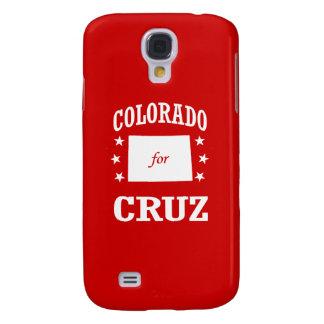 COLORADO FOR TED CRUZ SAMSUNG GALAXY S4 COVERS