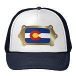 Colorado framed Flag Hat