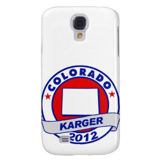 Colorado Fred Karger Galaxy S4 Case