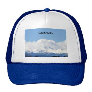Colorado Front Range Ball Cap Trucker Hat