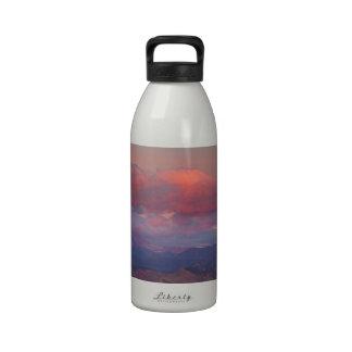 Colorado Front Range desea salida del sol máxima d Botellas De Beber