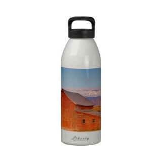 Colorado Front Range Farming Water Bottle