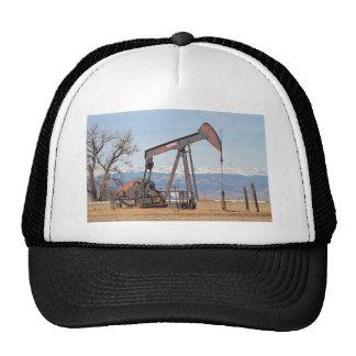 Colorado Front Range Oil Well Pump Trucker Hat