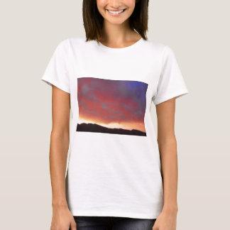 Colorado Front Range Sunset T-Shirt