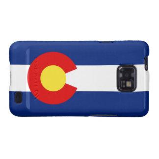 Colorado Samsung Galaxy S2 Carcasa