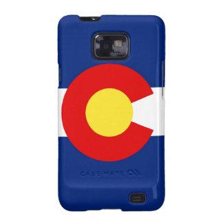 Colorado Samsung Galaxy SII Carcasas