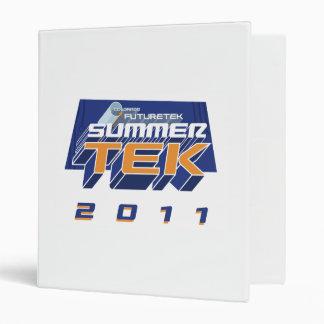 Colorado Futuretek SummerTEK 2011 Binder
