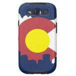 Colorado Galaxy SIII Carcasa