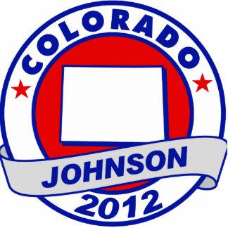 Colorado Gary Johnson Cut Out