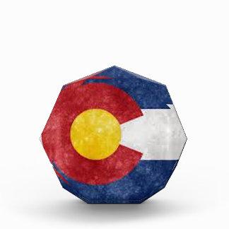 Colorado Gear Acrylic Award