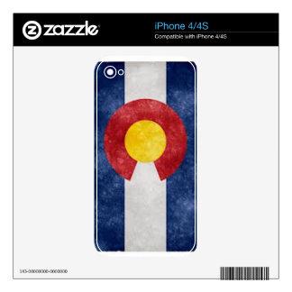 Colorado Gear iPhone 4S Decal