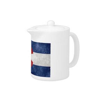 Colorado Gear Teapot