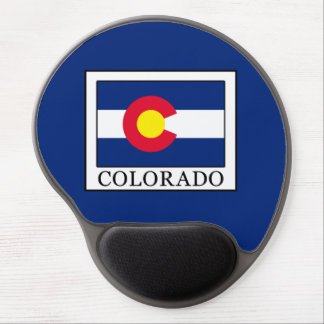 Colorado Gel Mouse Pad