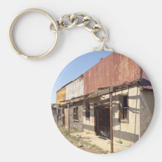 Colorado Ghost Town Keychain