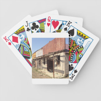 Colorado Ghost Town Poker Deck