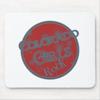 Colorado Girls Rock Mouse Pad