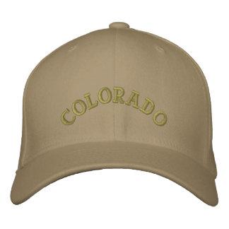 Colorado Gorras De Béisbol Bordadas