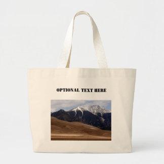 Colorado Great Sand Dunes National Park Souvenir Large Tote Bag