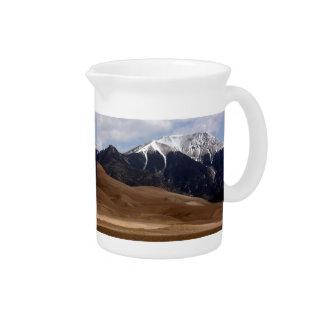Colorado Great Sand Dunes National Park Souvenir Drink Pitchers