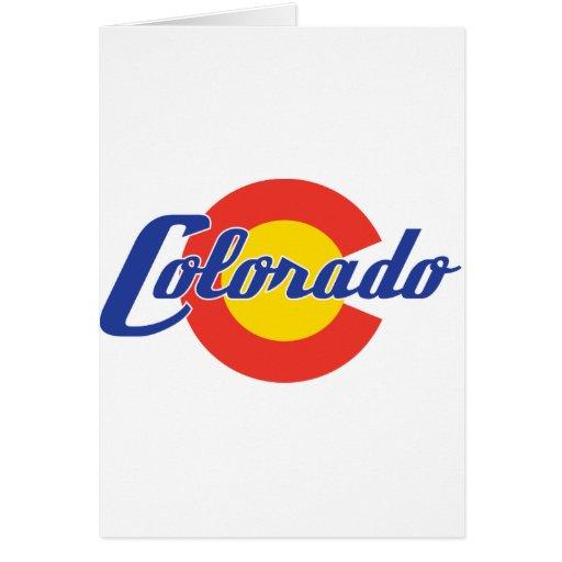 Colorado Greeting Cards