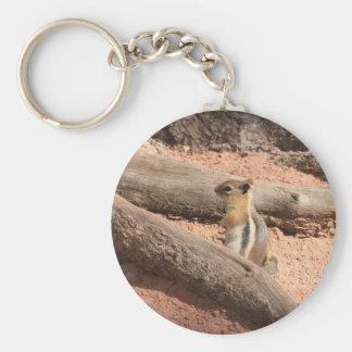 Colorado Ground Squirrel Keychain