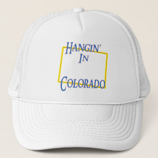 Colorado - Hangin' Trucker Hat