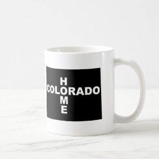 Colorado Home Away From State Mug or Travel Mug