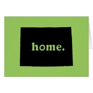 Colorado Home Card