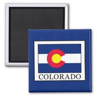 Colorado Imán Cuadrado
