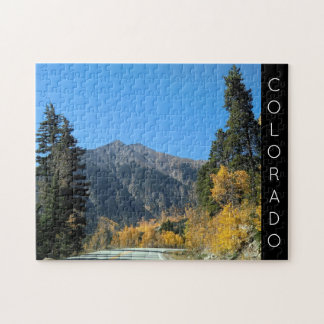 Colorado Independence Pass Jigsaw Puzzle