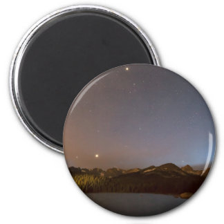 Colorado Indian Peaks Stellar Night Magnet