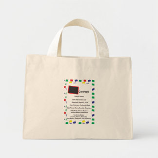 Colorado Information Educational Bag