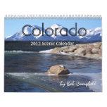 Colorado inspiró el calendario