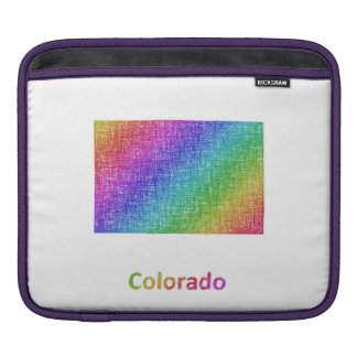 Colorado iPad Sleeve