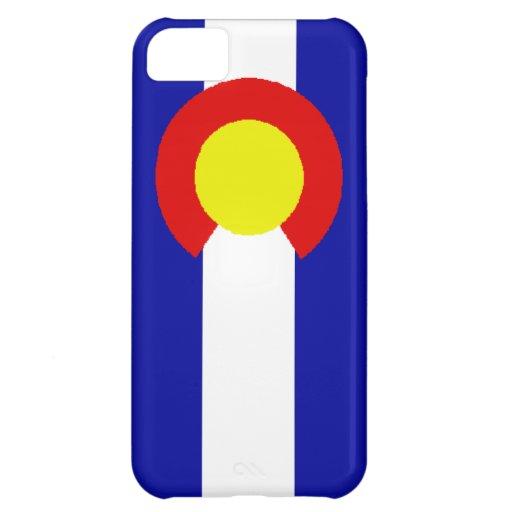 Colorado iPhone 5C Cases