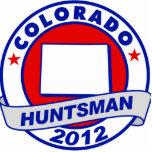 Colorado Jon Huntsman Cut Out