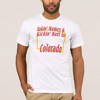 Colorado - Kickin' Butt T-Shirt