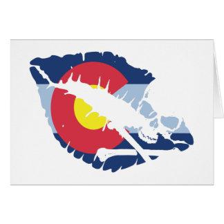 colorado kiss card
