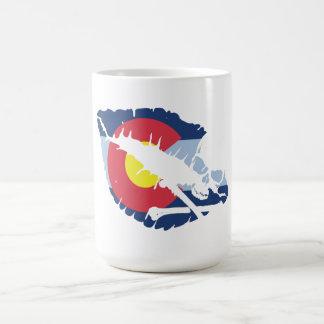 colorado kiss coffee mug