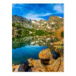 Colorado: Lake Isabelle Postcard