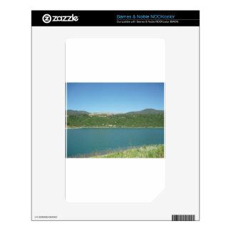 Colorado Lake Skin For NOOK Color