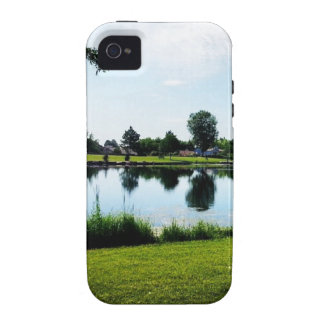 Colorado Lake View Vibe iPhone 4 Covers