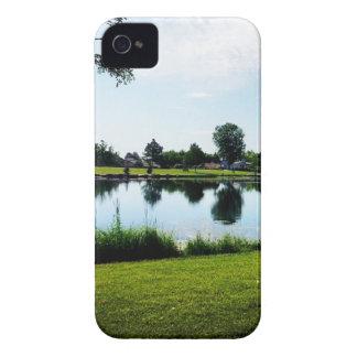 Colorado Lake View iPhone 4 Cases