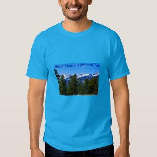 Colorado-landscape/elk T-shirt